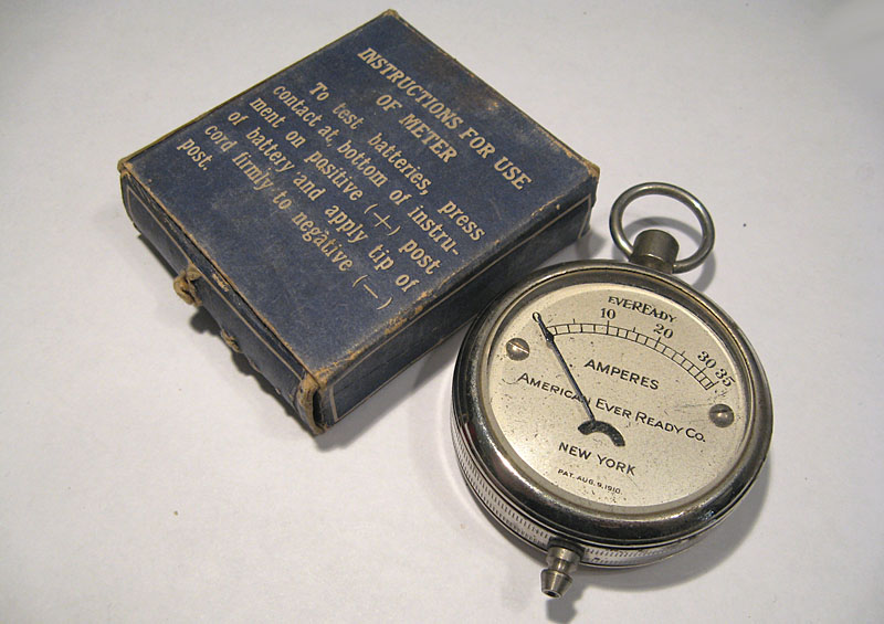 Pocketwatch Meter Carton